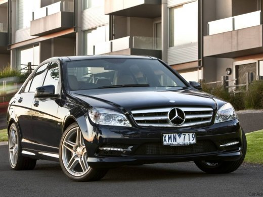 2010 MERCEDES-BENZ C200 1.8 Online Average Sale Price NTD$569,865