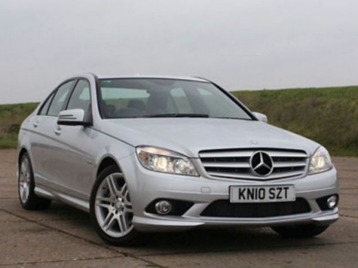 2007 MERCEDES-BENZ C200 1.8 Online Average Sale Price HKD$46,743