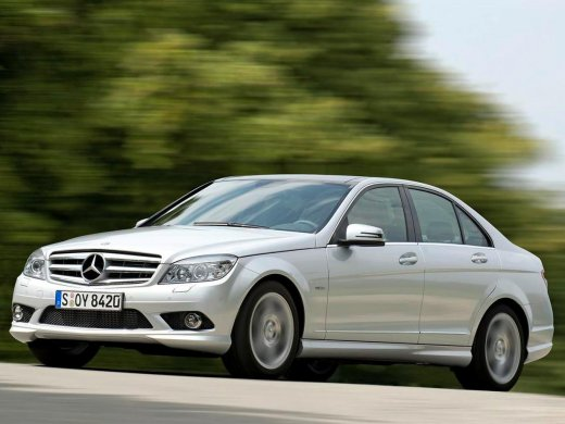 2010 MERCEDES-BENZ C200 2.0 Online Average Sale Price HKD$110,714