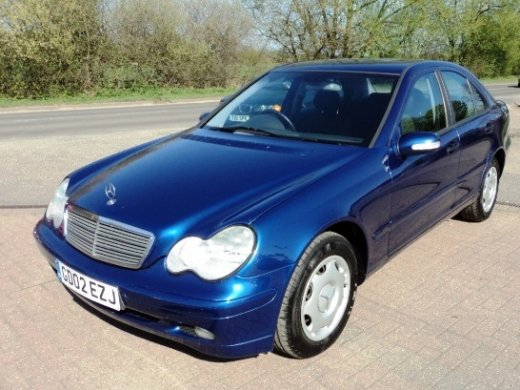 2001 MERCEDES-BENZ C200 2.0 Online Average Sale Price HKD$19,720