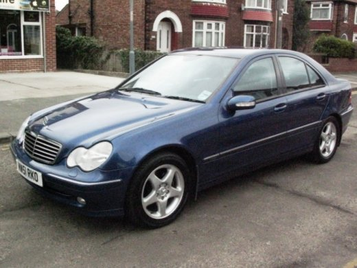 2001 MERCEDES-BENZ C200 2.0 Online Average Sale Price NTD$151,333