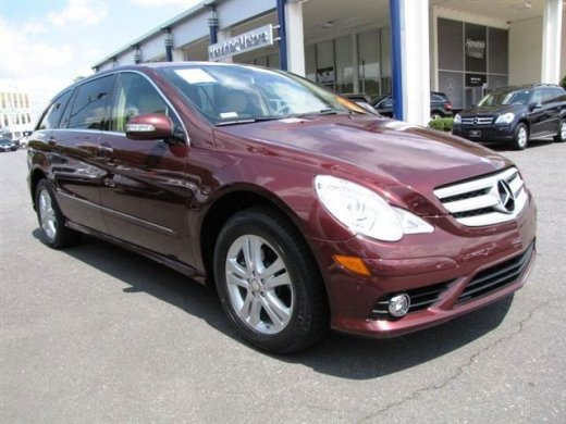 2007 MERCEDES-BENZ R350 Online Average Sale Price HKD$44,767