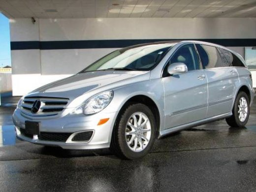 2010 MERCEDES-BENZ R350 Online Average Sale Price NTD$538,333
