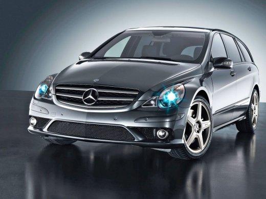 2008 MERCEDES-BENZ R350 Online Average Sale Price HKD$57,267