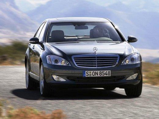 2006 MERCEDES-BENZ S500 5.5 Online Average Sale Price NTD$343,905