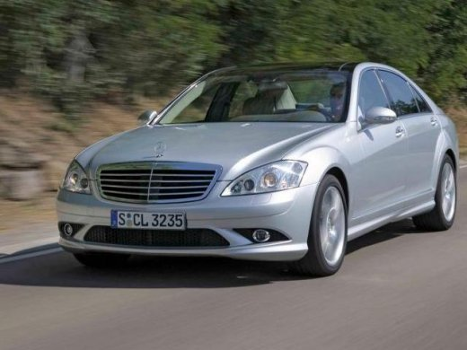 2007 MERCEDES-BENZ S500 5.5 Online Average Sale Price HKD$62,269