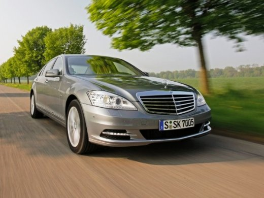 2010 MERCEDES-BENZ S500 5.5 Online Average Sale Price HKD$119,784