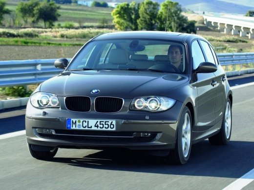 2010 BMW 118I 2.0 Online Average Sale Price NTD$435,532