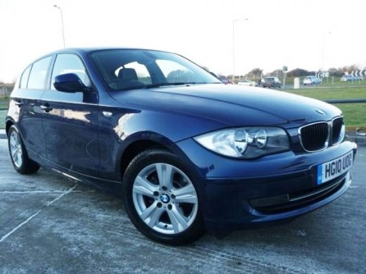 2011 BMW 118I Online Average Sale Price HKD$83,526