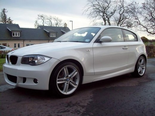 2010 BMW 118I Online Average Sale Price HKD$62,600
