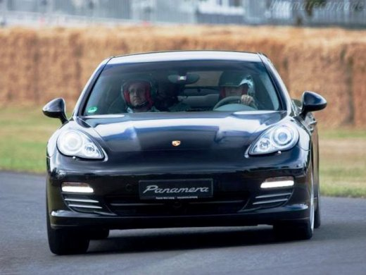 2010 PORSCHE PANAMERA 4S Online Average Sale Price HKD$398,000