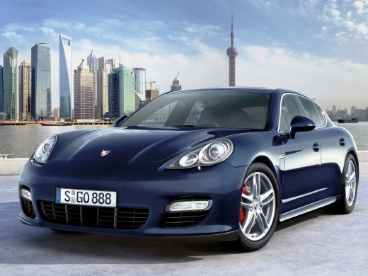 2010 PORSCHE PANAMERA TURBO Online Average Sale Price HKD$600,444