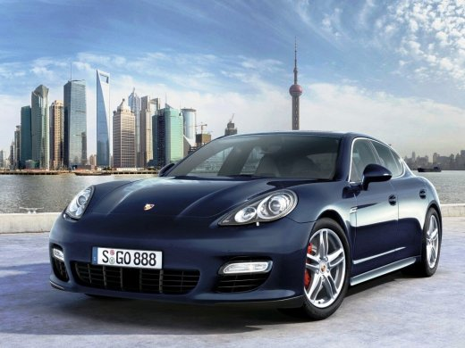 2010 PORSCHE PANAMERA TURBO Online Average Sale Price HKD$510,667