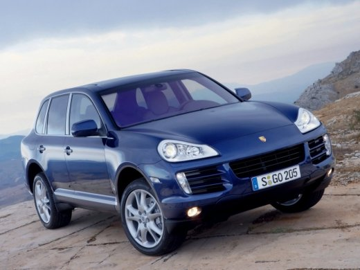 2004 PORSCHE CAYENNE 3.2 Online Average Sale Price HKD$53,829