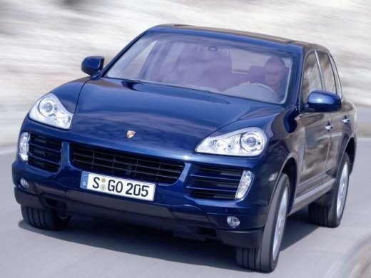 2004 PORSCHE CAYENNE 3.2 Online Average Sale Price HKD$38,250