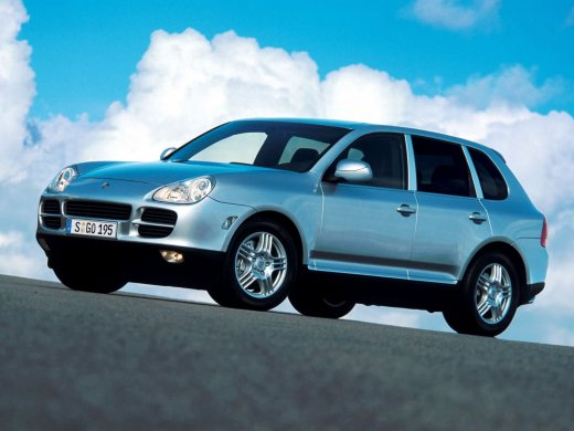 2004 PORSCHE CAYENNE 3.2 Online Average Sale Price HKD$62,471