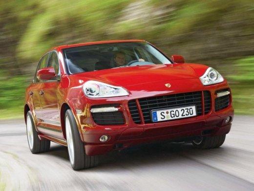 2009 PORSCHE CAYENNE GTS Online Average Sale Price HKD$106,000