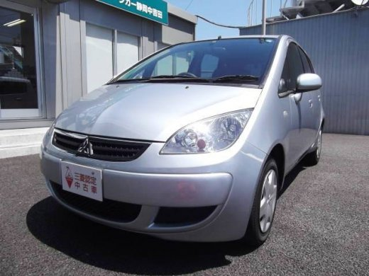 2007 MITSUBISHI COLT 1.5 Online Average Sale Price HKD$27,475