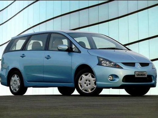 2006 MITSUBISHI GRANDIS Online Average Sale Price HKD$16,197