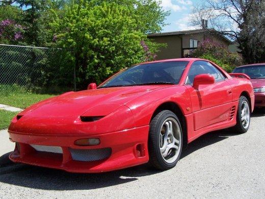 1992 MITSUBISHI GTO 網上放售平均價 HKD$107,114