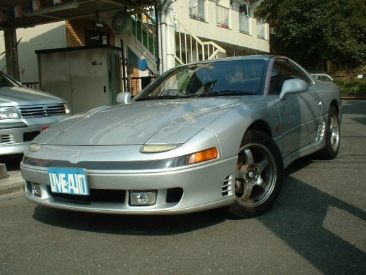 1992 MITSUBISHI GTO Online Average Sale Price HKD$96,467
