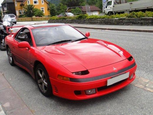 1992 MITSUBISHI GTO Online Average Sale Price HKD$112,400
