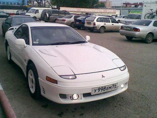 1992 MITSUBISHI GTO Online Average Sale Price HKD$98,133