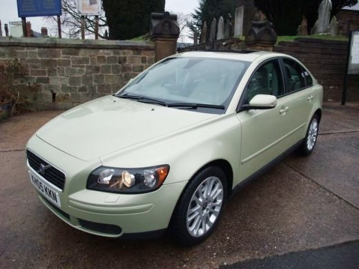 2008 VOLVO S40 2.4 Online Average Sale Price AUD$5,515