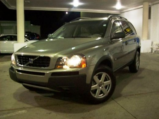 2007 VOLVO XC90 2.5T Online Average Sale Price HKD$36,608