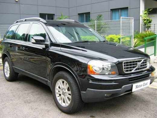 2008 VOLVO XC90 2.5T Online Average Sale Price HKD$36,287
