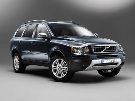 2010 VOLVO XC90 2.5T Online Average Sale Price HKD$62,700