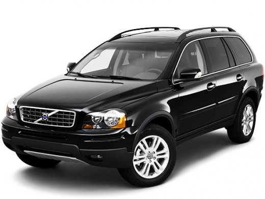 2011 VOLVO XC90 2.5T Online Average Sale Price HKD$90,235