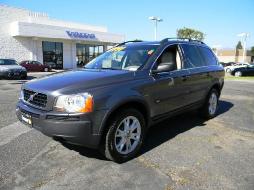 2003 VOLVO XC90 T6 Online Average Sale Price AUD$5,899