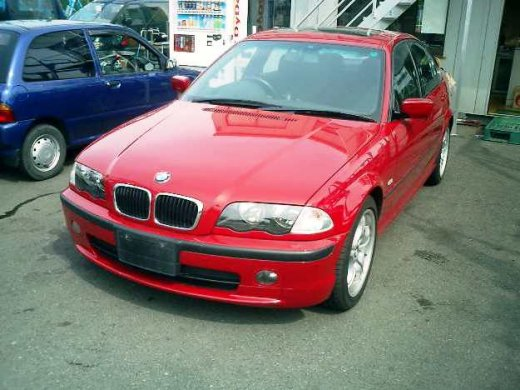 2000 BMW 318I 1.9 Online Average Sale Price NTD$113,333