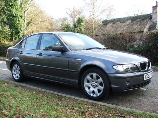 2001 BMW 318I 1.9 Online Average Sale Price NTD$145,500