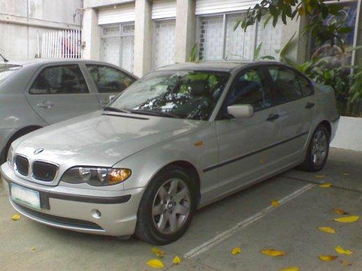 2001 BMW 318I 1.9 網上放售平均價 NTD$134,667