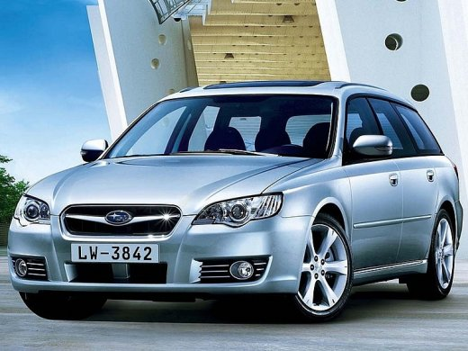 2007 SUBARU LEGACY 2.0 Online Average Sale Price HKD$47,922