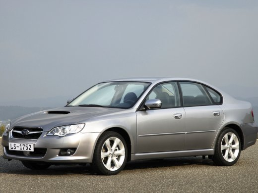 2003 SUBARU LEGACY 2.0 Online Average Sale Price AUD$11,000