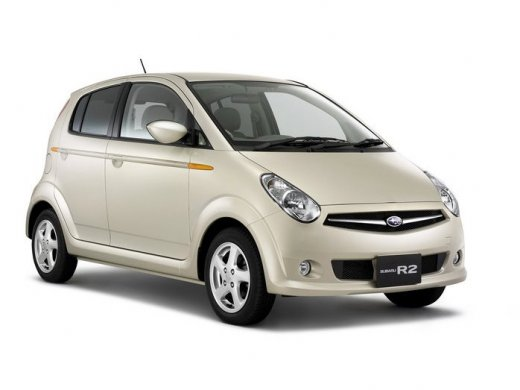 2008 SUBARU R2 Online Average Sale Price HKD$10,638