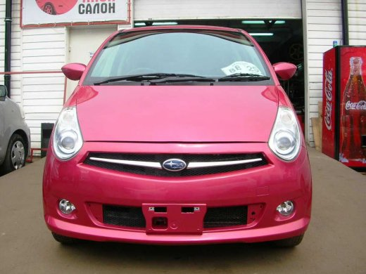 2009 SUBARU R2 Online Average Sale Price HKD$19,660