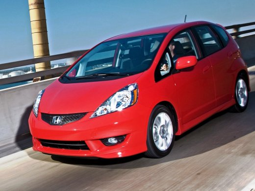 2011 HONDA FIT Online Average Sale Price NTD$394,545