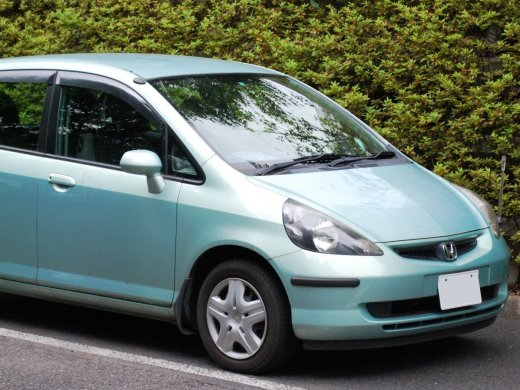 2005 HONDA FIT Online Average Sale Price HKD$21,538