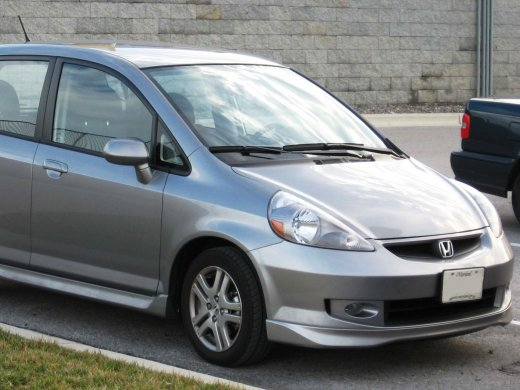 2004 HONDA FIT Online Average Sale Price HKD$26,625