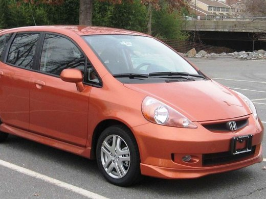 2004 HONDA FIT Online Average Sale Price HKD$28,597