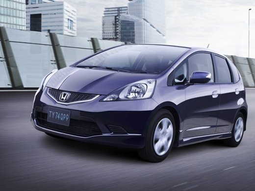 2008 HONDA FIT RS Online Average Sale Price HKD$45,776