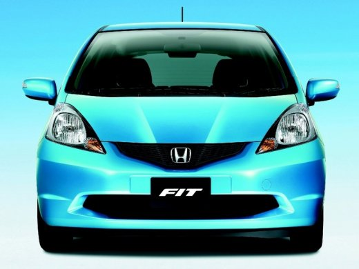 2009 HONDA FIT RS Online Average Sale Price HKD$69,760