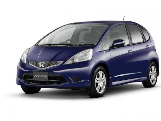 2010 HONDA FIT RS Online Average Sale Price HKD$66,714