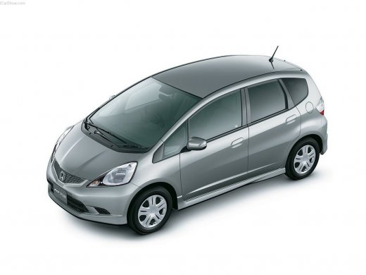 2011 HONDA FIT RS Online Average Sale Price HKD$76,158