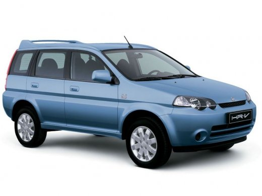 2000 HONDA HR-V Online Average Sale Price HKD$13,214