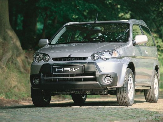 2000 HONDA HR-V Online Average Sale Price HKD$13,611